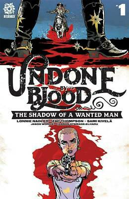 Undone by Blood #1 Aftershock Comic 1st Print
