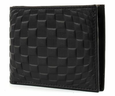 oxmox Purse Leather Pocket Cards Checker