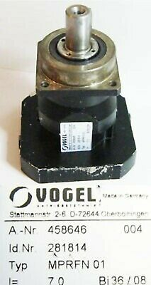 Vogel MPRFN 01 MPRFN01 458646004 Getriebe -unused-