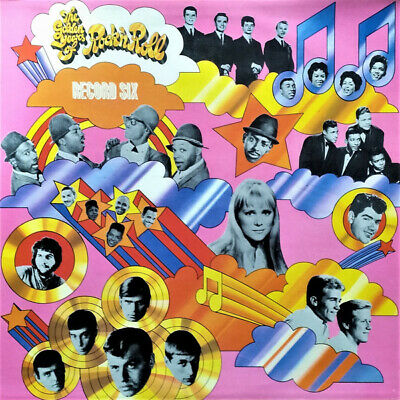 Various - The Golden Years Of Rock' N Roll - Record Six - 1962-1964 (LP, Comp...