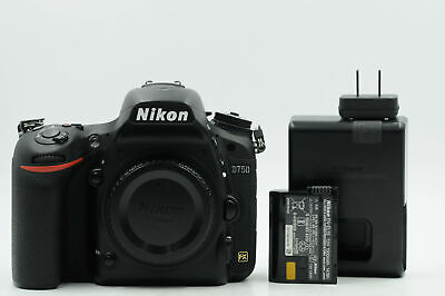 Nikon D750 24.3MP FX Digital Camera Body                                    #158
