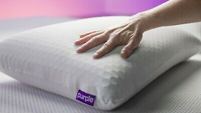 The Purple® Harmony Pillow - The Greatest Pillow Ever Invented.