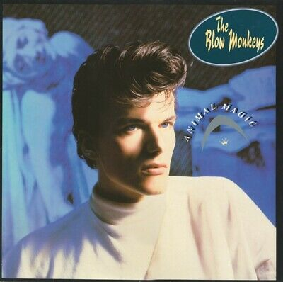 The Blow Monkeys - Animal Magic (LP, Album)