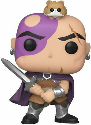 NEW Funko Dungeons & Dragons POP! - Minsc and Boo Vinyl Figure - IN HAND