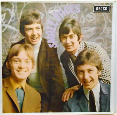 Small Faces - Small Faces (LP, Album, Mono, RE)