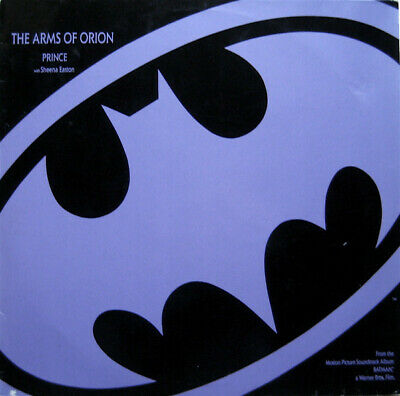 """Prince With Sheena Easton - The Arms Of Orion (12"""", Single)"""