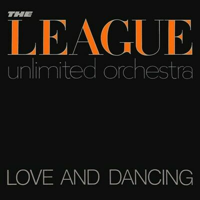 The League Unlimited Orchestra - Love And Dancing (LP, Album)