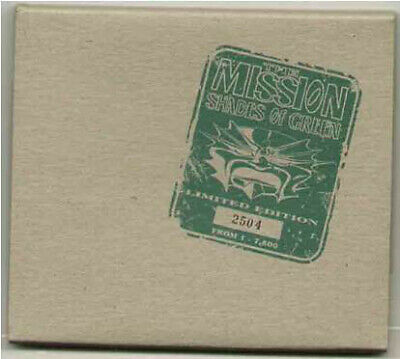 The Mission - Shades Of Green (Remixed By Utah Saints) (CD, Single, Ltd, Num)