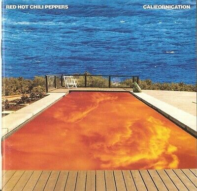 Red Hot Chili Peppers - Californication (CD, Album)