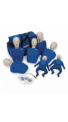 Training CPR prompt manikin 5 Adult/child 2 Infants