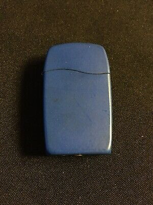 Zippo Blu Lighter—works—Butane lighter insert