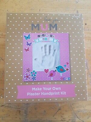 Keepsake Hand Plaster Kit Brand New Mothers Gift