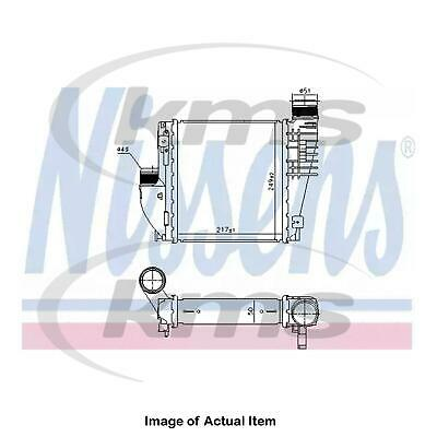 New Genuine NISSENS Turbo Charger Intercooler 96380 Top Quality