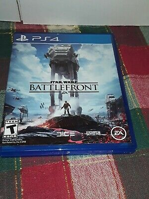 Star Wars: Battlefront - PlayStation 4 PS4 Games Sony Excellent Condition