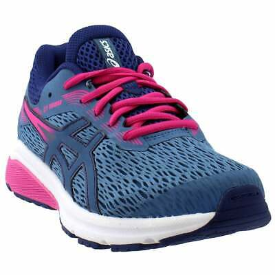 ASICS GT 1000 7 PS Casual Running Shoes Blue Boys EUR