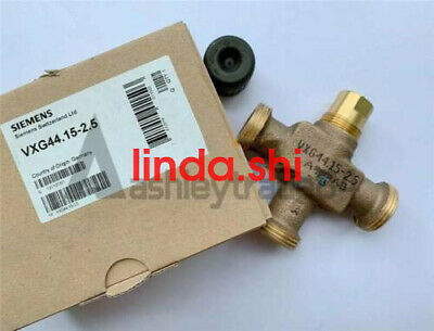 1PCS New SIEMENS VXG44.15-2.5 Threaded Water Pipe Valve