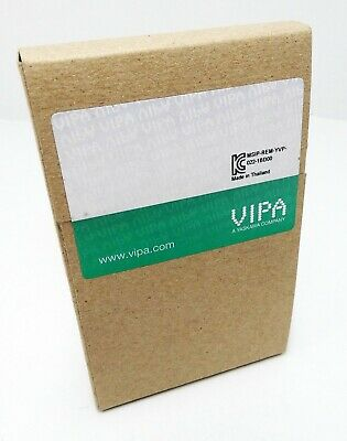 VIPA/YASKAWA SM 022-1BD00 SM022-1BD00 DO4xDC24V0,5A Digitale Ausgabe -sealed-