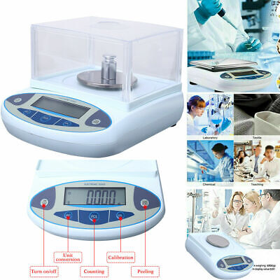 200/300/500 0.001g 1mg Electronic Digital Lab Scale Precision Analytical Balance