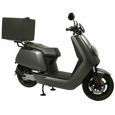 Food Delivery Takeaway Pizza Top Box & Mounting Wood Motorcycle & Scooter -Small