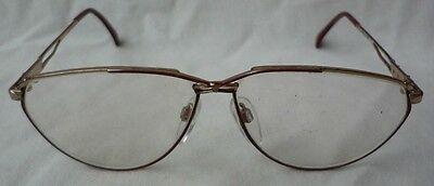 alte Brille - Augenglas - Sehhilfe - old glasses - BR21-1120