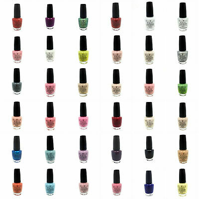 OPI Nail Lacquer Polish 0.5oz / 15ml  - NEW AUTHENTIC - Choose Your Color