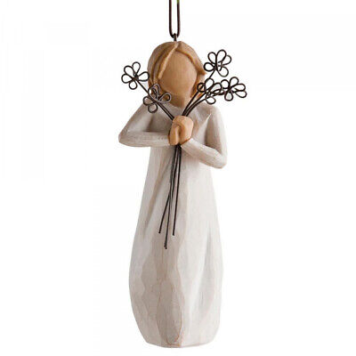 NEW Friendship Figurative Hanging Ornament - Willow Tree by Susan Lordi