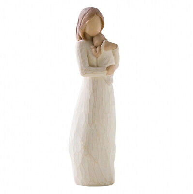 NEW Angel of Mine Figurative Sculpture - Willow Tree Collection by Susan Lordi