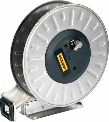 30 Metre Stainless Steel High Pressure Retractable Hose Reel Jet Power Washer