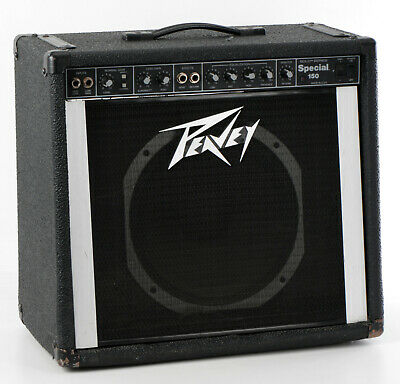 Peavey Special 150 Solo Series 150 Watt 1x12 Combo Amp for Electric Guitar