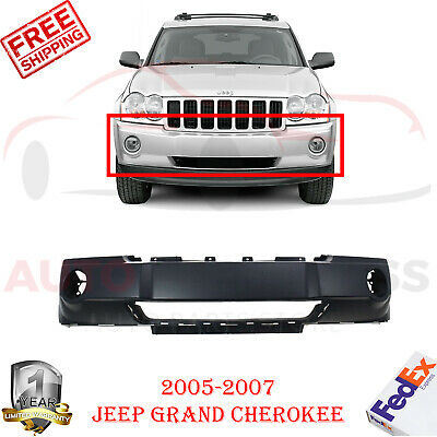 CH1000142 Bumper Cover for 93-95 Jeep Grand Cherokee Front