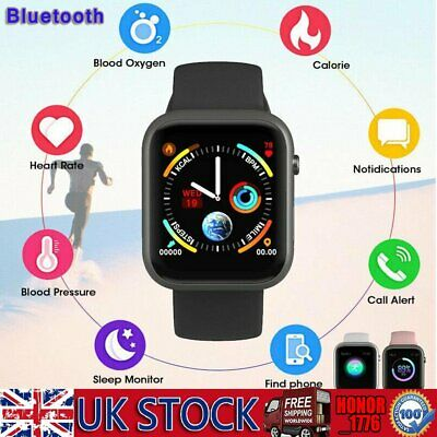 Bluetooth Smart Watch IP67 Waterproof Heart Rate Fitness Tracker For IOS Android