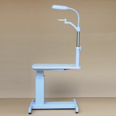WOO 240V Automatic Optical Ophthalmic Eyeglass Test Stand Working Combined Table