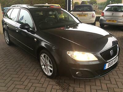 2011 SEAT Exeo 2.0 TDI CR SE Tech 5dr [143] ESTATE Diesel Manual