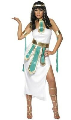 Costume Costume Cleopatra Queen D' Egypt Egyptian Ideal for Holidays