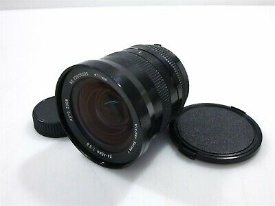 Vivitar Series 1 24-48mm f/3.8 Zoom Lens for Minolta MD Mount with Caps