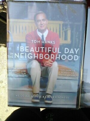 A Beautiful Day in the Neighborhood (DVD 2020) Preorder for 2/18-Stars Tom Hanks