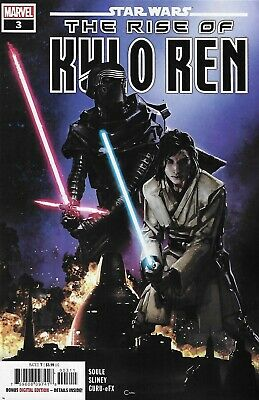 Star Wars The Rise of Kylo Ren Comic Issue 3 Cover A Origin of Ben Solo 2020