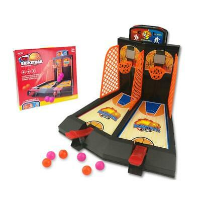 Mini Basketball Shooting Game Family Fun Desktop Finger Toys For Children Adult