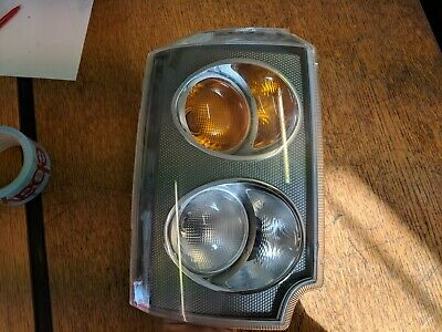 Front side Indicator Light Ford Ranger pickup truck lamp lens 02-08 RH UK O//S OS