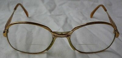 alte Brille - Augenglas - Sehhilfe - old glasses - BR14-1120