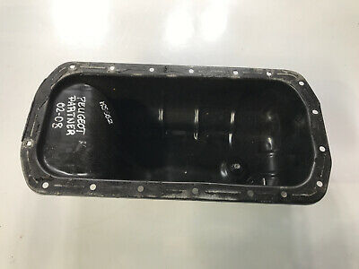 Peugeot Partner OIL SUMP 2002 to 2008