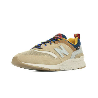 Chaussures Baskets New Balance homme 997 HFA taille Beige Suède Lacets