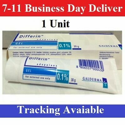Differin 0 1 Gel 15g Adapalene Acne Pimple Galderma Free Shipping