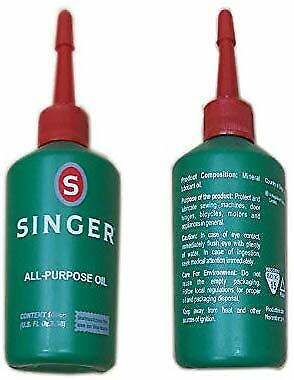 1 Singer Sewing Machine Oil