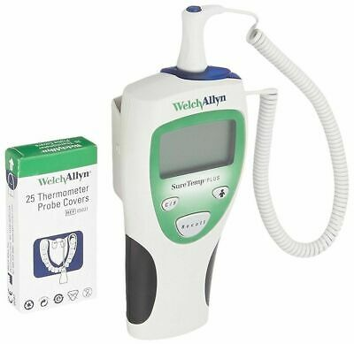 Welch Allyn 01690-200 Digital Thermometer SureTemp Plus 690 Oral Probe Hand-Held