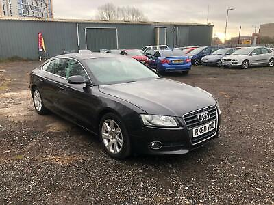 Audi A5 2.0 TFSI 5DR Sportback FSH mot 2key Alloy leather excellent condition