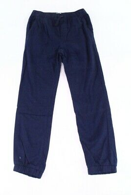 Old Navy Girls' Pants Navy Blue Size XL (14-16) Drawstring-Waist Joggers $40 971