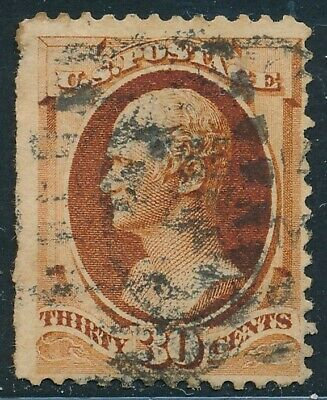 Dr Jim Stamps Us Scott 217 30C Hamilton Used No Reserve Free Shipping
