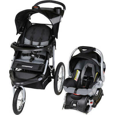 Jogger Stroller Parents Baby Car Seat Travel Combo System Durable Lightweight