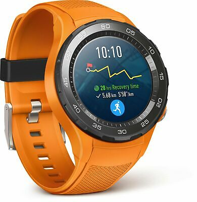 2051927-Huawei Watch 2 Smartwatch, 4G/LTE, 4 GB ROM, Android Wear, Bluetooth, Wi